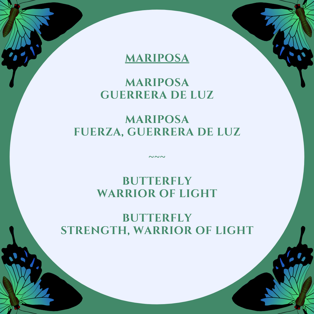 Mariposa Song Coco Yoga & Wellness