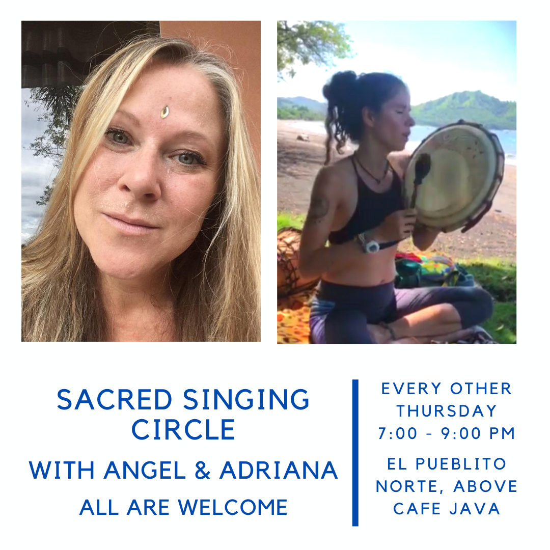 Sacred Singing Circle Coco Yoga & Wellness